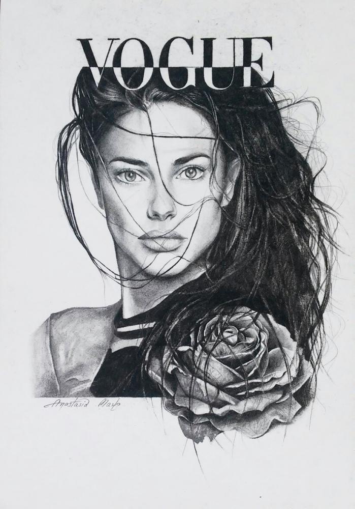 Adriana Lima by Borkova29